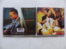 CD ALBUM JAMES CARTER The real quietstorm 7567 82742 2