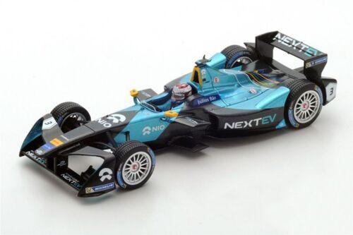 Formel E Monaco 2017 1:43 Spark 5918 NextEV NIO Formula E Team Nelson Piquet jr