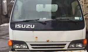 Isuzu NPR Truck Decal Set Vinyl Sticker Aftermarket - MAKE