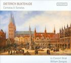 Dietrich Buxtehude: Cantatas & Sonatas (CD, Dec-2011, Accent)