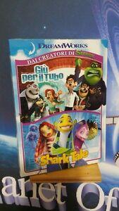 Giu-per-il-tubo-Shark-tale-2-DVD-NUOVO