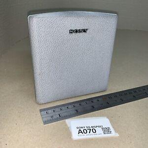 Sony-SS-MSP661-Surround-Sound-Satellite-Speaker-Centre-Front-Rear-Silver-A070