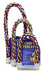 Booda- Rope Flex Perch- Large Diameter 7/8 inch