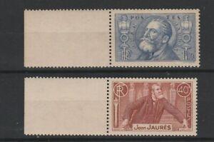 FRANCOBOLLI-1936-FRANCIA-C-40-1-50-FR-JUARES-MNH-E-1598