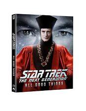 STAR TREK :NEXT GENERATION - ALL GOOD THINGS  -  Blu Ray - Sealed Region free