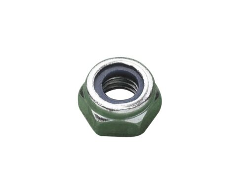 A2 stainless DIN 985-20PK 6mm M6 Nyloc Nylon Insert Locking Nuts
