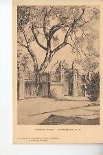 Sepia Lesene Gates Charleston SC