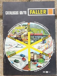 Faller-Modelmaking-Year-Catalogue-1969-70-JU498