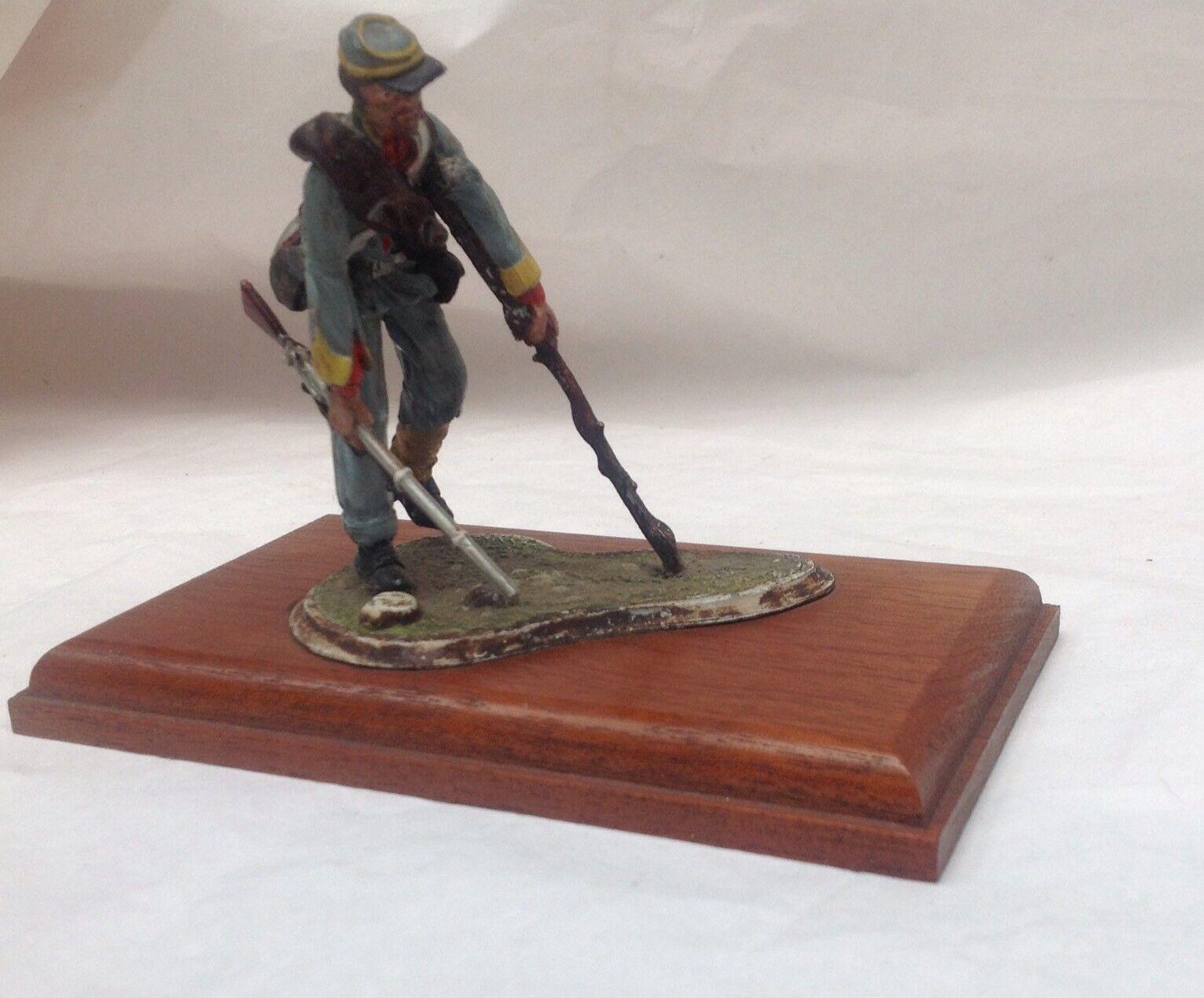 Model Diarama American Civil War Solider ACW