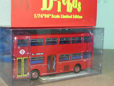 BRITBUS 1:76 Scania/MCW Metropolitan - London Transport N6212A
