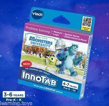 InnoTAB 2 3S MAX Game - Pixar Monsters University PROBLEM SOLVING