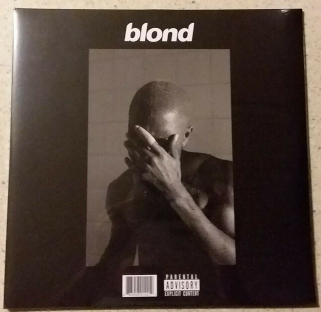 LP, Frank Ocean , Blonde, Black friday edition i Near mint…