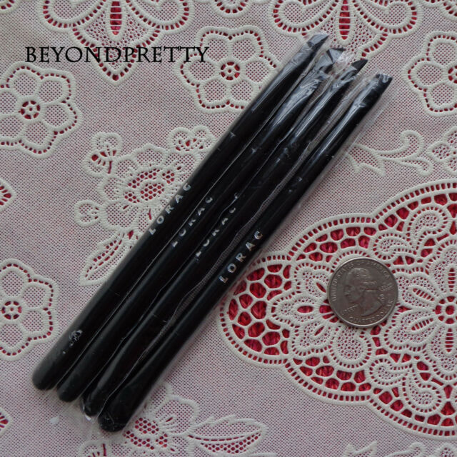 Lot of 4 LORAC Double Ended Eye Shadow Brush