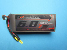 TURNIGY GRAPHENE 6000mAh 6S 65C 130C LIPO BATTERY 22.2V XT90 PLANE EDF CAR BUGGY