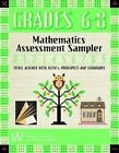 Mathematics Assessment Sampler: Grades 6-8 by John Burrill (Hardback, 2005)