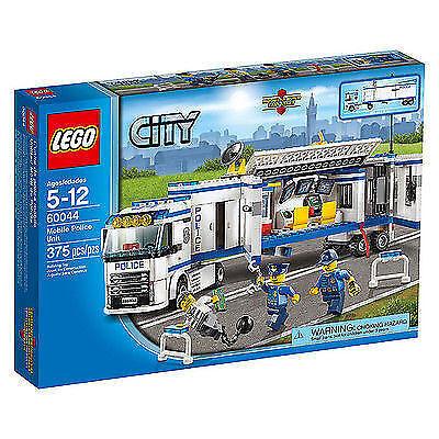 LEGO City Police 60044 unità mobile di polizia Set