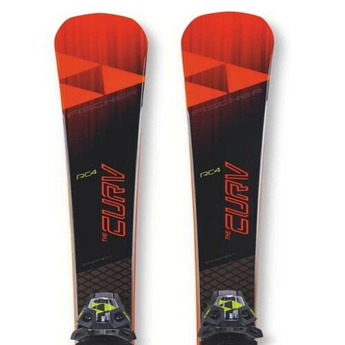 Fischer 2019 The Curv GT Skis w MBS 13 Bindings NEW    168,175,182cm