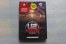 U2 - 360 At The Rose Bowl PL DVD POLISH STICKERS