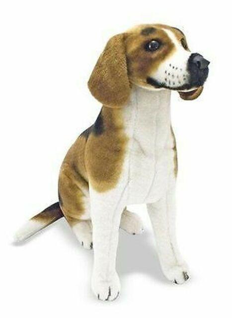 Large Dalmatian Lifelike Stuffed Animal Dog Plush toy 70 CM SITTING  UK SELLER