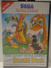 Master System - The Lucky Dime Caper Donald Duck (mit OVP / OHNE ANL.) 10634233
