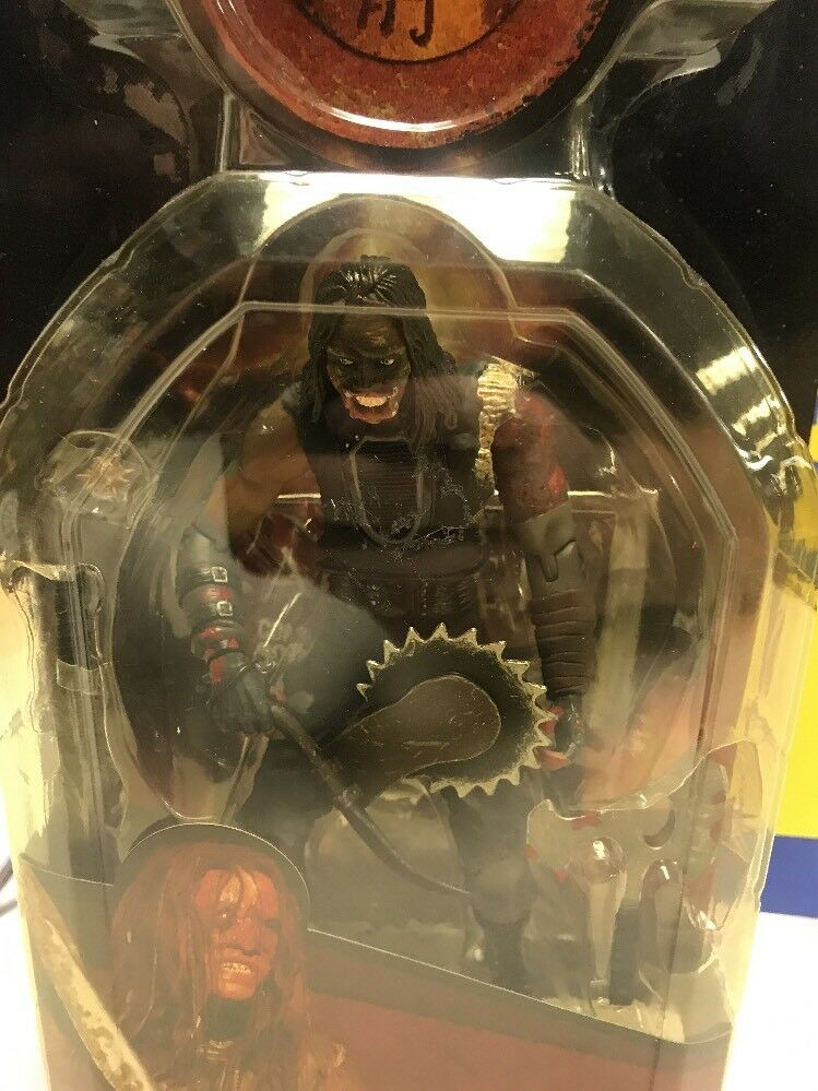 BATTLE-RAVAGED REAVER FIREFLY FIREFLY FIREFLY SERENITY FIGURE DIAMOND SELECT(2005) NEW NYCC c5dced