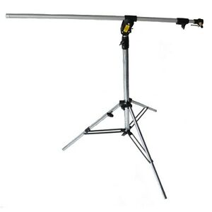 Manfrotto-420-csuns-Combi-Boom-HD-Stand-Tripod-Gallows-Convertible-Boom-Three-Leg