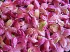 VELVET MILLINERY FLOWER PINK VIOLET TRIM