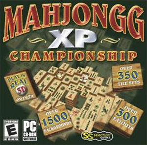 Mahjongg-XP-Championship-PLAY-THE-ULTIMATE-MAHJONGG-Win-XP-Vista-7-8-NEW