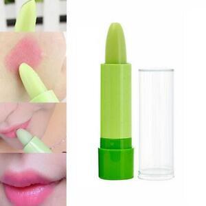 Magic-Temperature-Change-Color-Lipstick-Moisture-Green-to-Pink-Lip-Balm-Stick-GH