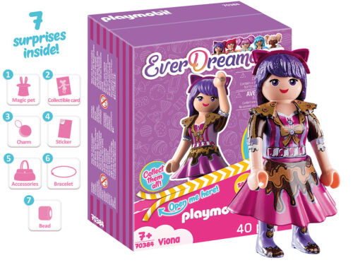 Details about  /Pmw playmobil everdreamerz 70384 70385 70386 70387 70388 100/% new fast shipping show original title