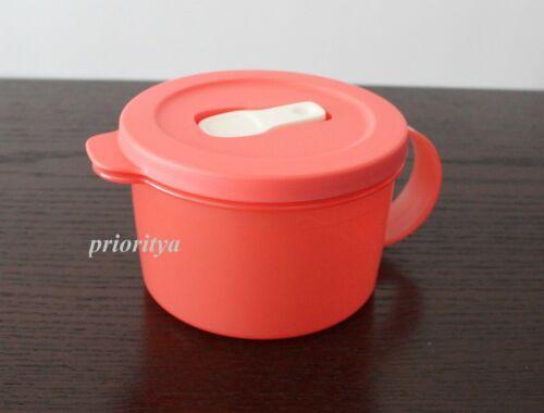 Tupperware Crystalwave PLUS Soup Mug New Choose Color