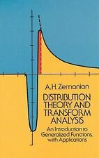 Dover Books on Mathematics: Distribution Theory and Transform Analysis : An...