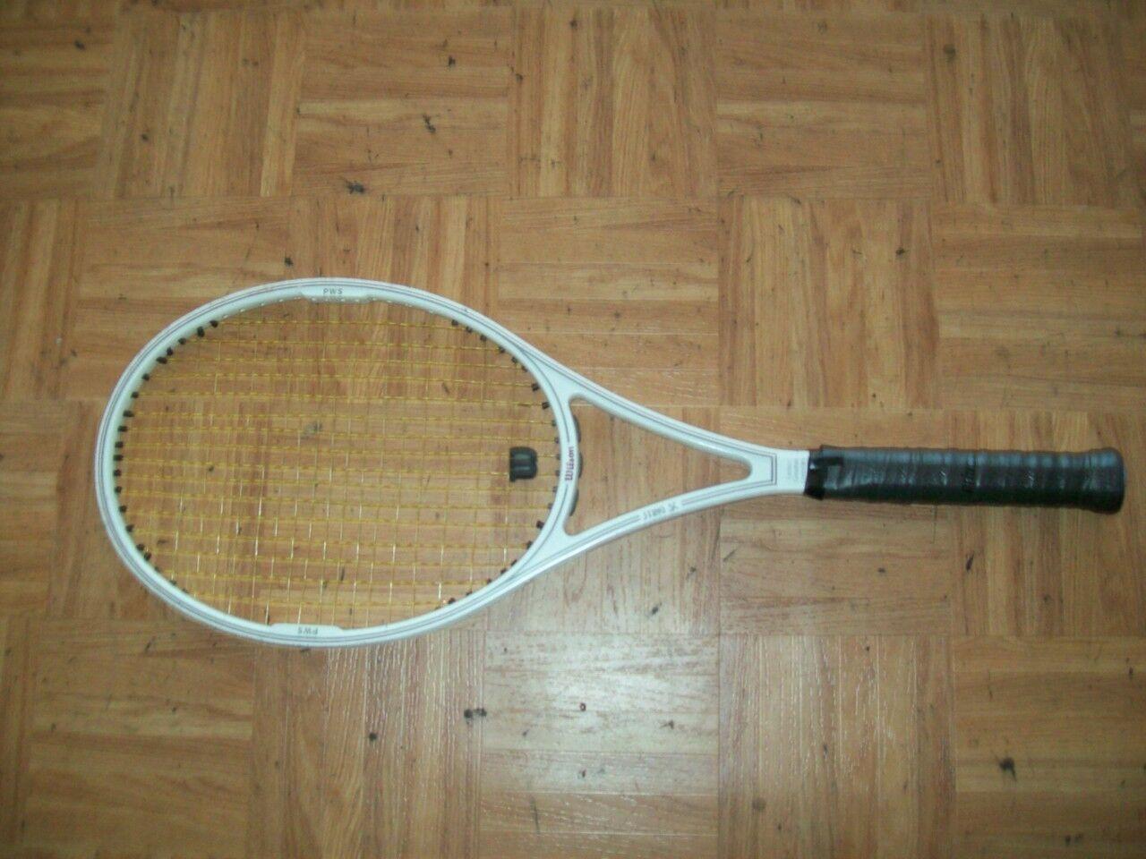 Wilson Sting SC Midsize 95 Graphite Composite 4 1 2 Tennis Racquet