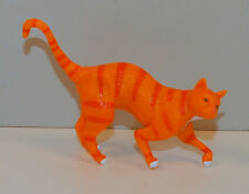 "2011 Azrael the Orange Cat 3"" Jakks Pacific PVC Plastic Action Figure Smurfs"