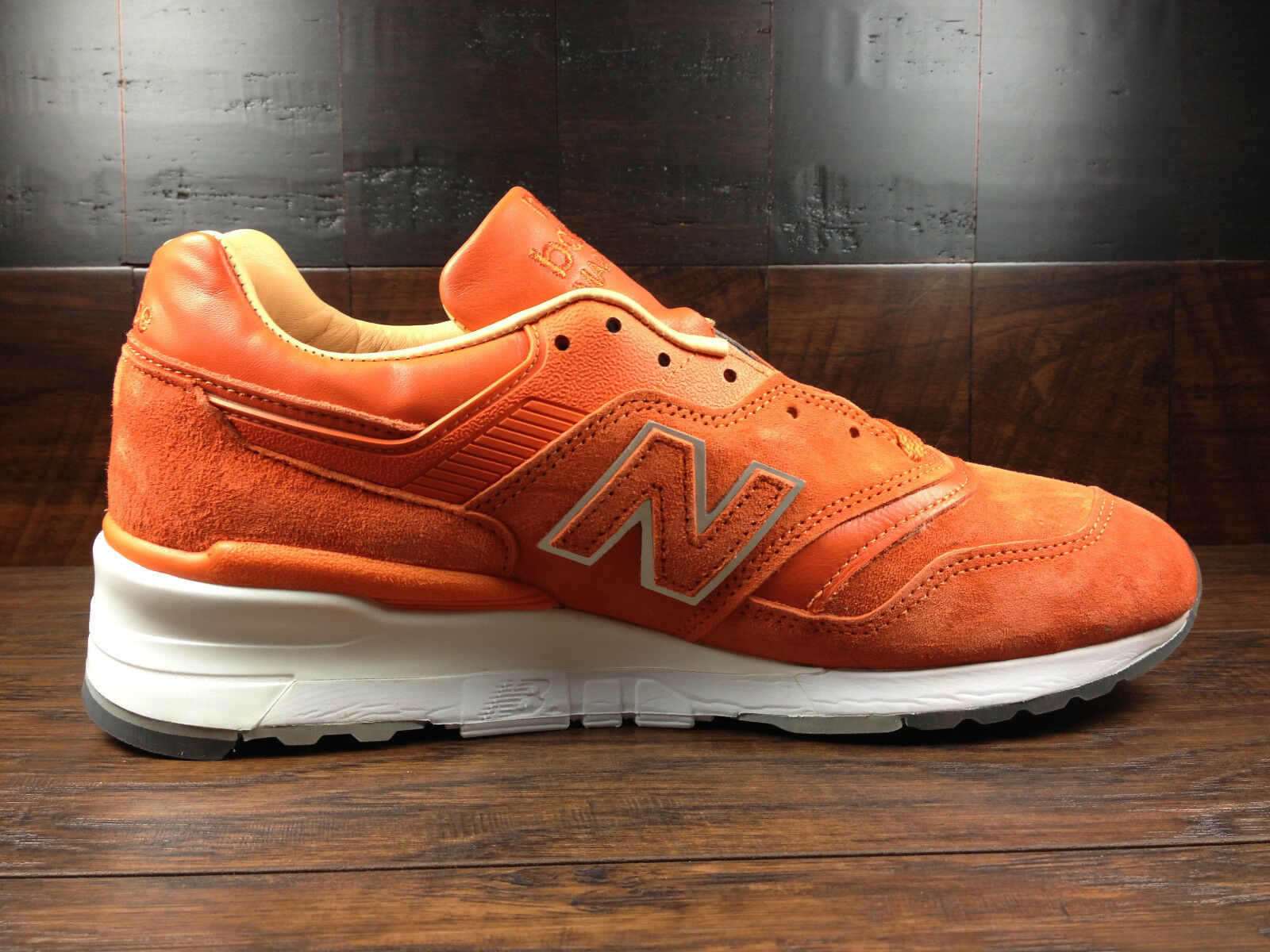 New Balance M997TNY -USA 997  LUXURY GOODS    CONCEPTS (orange) MENS 6b0102