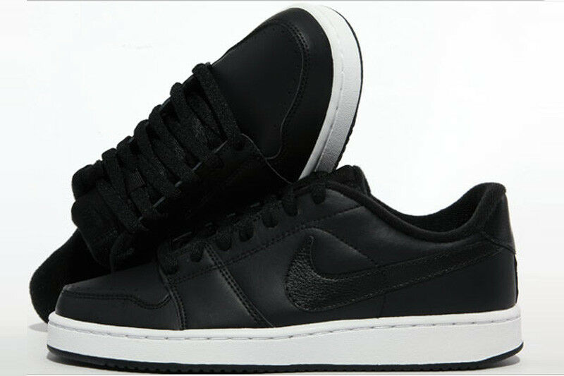 Nike back Board ocio cotidiano cortos nuevo gr:42 Black negro de cuero Force 90 97