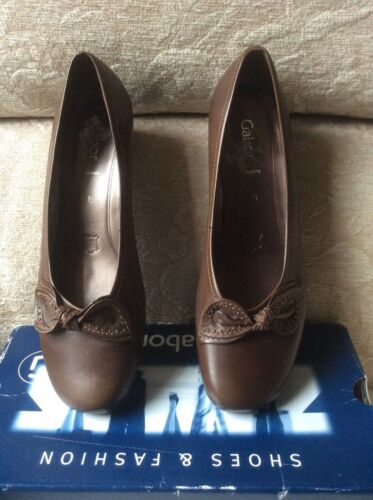 Shoes Gabor 8 Brown Brown Gabor Gabor Shoes Shoes 8 Brown Size Size I1pBwpCq