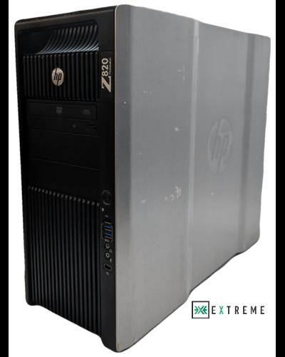 HP Z820 Workstation 10 Core x2 Intel Xeon E5-2690-V2 32GB 960GB SDD Quadro  K5000