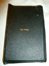 Christian Catholic 1961 The Life of Christ Book Gold Gilt Illustrated