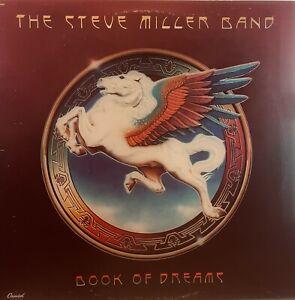 The Steve Miller Band - Book Of Dreams - Capitol Records - 1977 - Vinyl LP