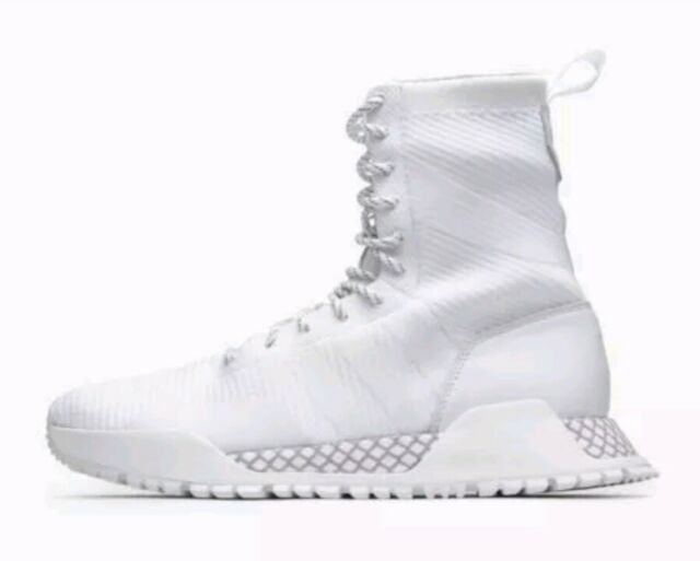 Murmullo Insustituible Creo que  Size 8 - adidas AF 1.3 Primeknit Running White 2017 for sale online | eBay