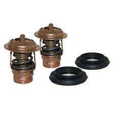 NIB Mercury 135-140-150-175-225 HP thermostat 75692Q2 Seal 2 KIT 143 F Degree