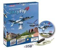 Ikarus Easyfly4 Flight Simulator Interface Version