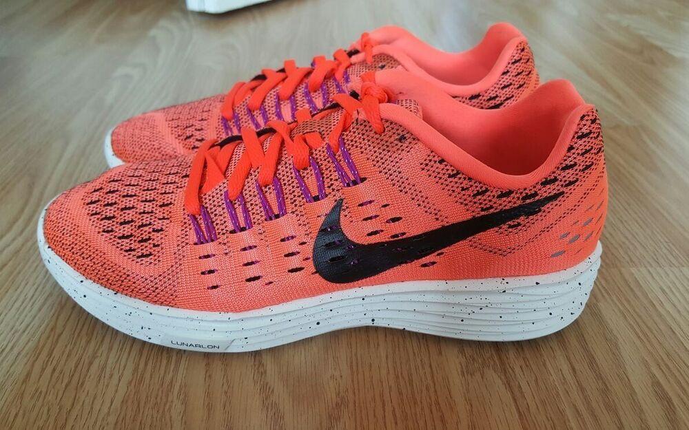 Femme Nike Lunartempo Baskets taille 4.5 Uk 38 eur-
