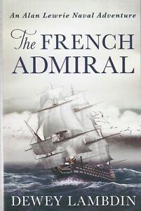 Dewey-Lambdin-The-Francais-Admiral-Tout-Neuf-Livraison-Gratuite-Ru