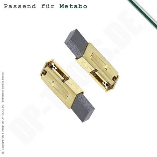 Balais Charbon Pour Metabo Marteau perforateur BHE 6028 S-R L signal avec support