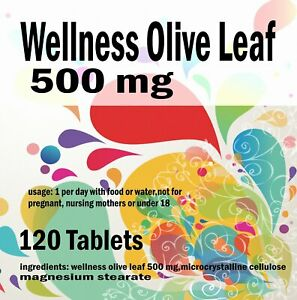 Wellness-Olive-Leaf-500-MG-120-Compresse