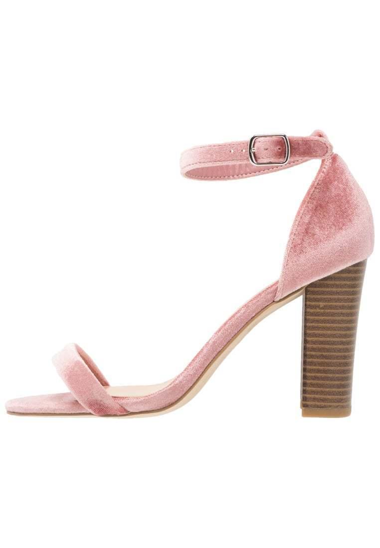 New Look Light Wide Fit Pelly Sandals- Light Look Pink JS086 NN 01 54502c