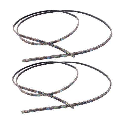 Abalone Binding Inlay Streifen Materialien Gitarre Mandoline Ukulele Teile