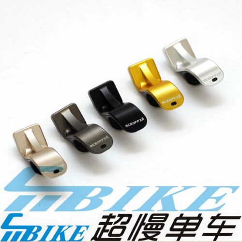 ACE 13g Ultralight Front Wheel Hook for Brompton Bicycle L Type folding bike